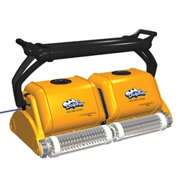 Dolphin Wave 2x2 Gyro Robotic Automatic Pool Cleaners