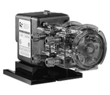 Stenner Double Head Fixed Metering Pumps Commercial