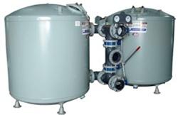 Miami Filter Sfv Dual Tank Commercial Pools