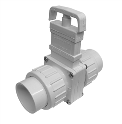Grid Controls Push Pull Valve V1200 Threaded - 1.5