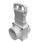 Grid Controls Push Pull Valve V1200 - 1.5IN OD