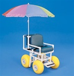 Beach Access Chair - Aqua Creek