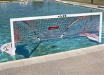 AntiWave Flipfloat Folding Water Polo Goal
