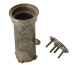 Bronze Stanchion Anchor