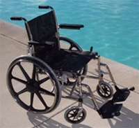 Aquatic Wheelchair