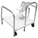 Lifeguard Chair - Poratable Low Profile